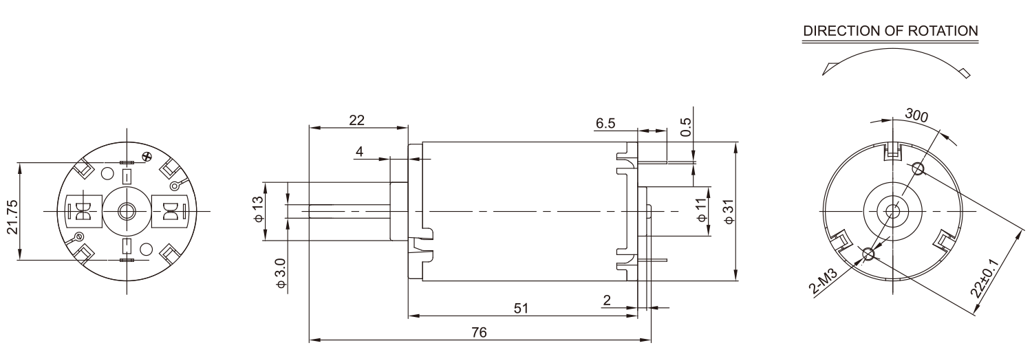 DC-Motor_RH-477_Outline-drawing
