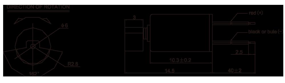 Coreless-DC-Motor_HS-610-Z300-80110