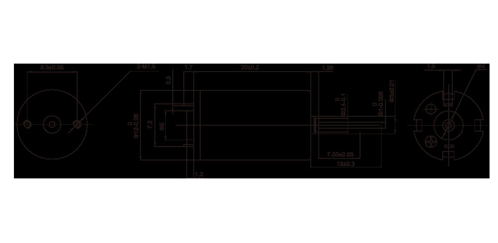 その他のタイプ - HS-1220-Q-